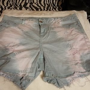 Rue 21 shorts size 16